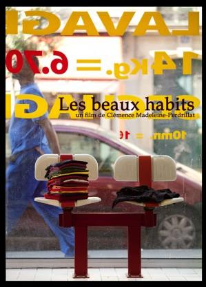 """-- Une rencontre brève et furtive dans une laverie automatique -- """"Les Beaux Habits"""" est un court-métrage de Clémence Madeleine Perdrillat, que j'ai produit et dont j'ai fais l'image."""