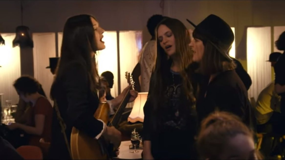 THE STAVES – TEETH WHITE